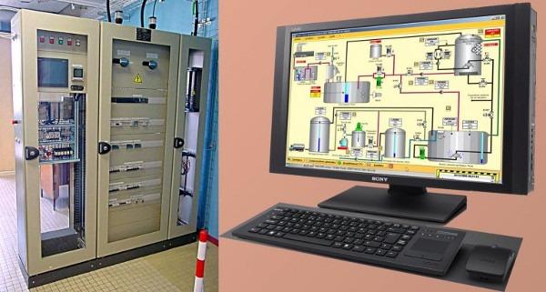Électricité et informatique industrielles en enseignement professionnel.